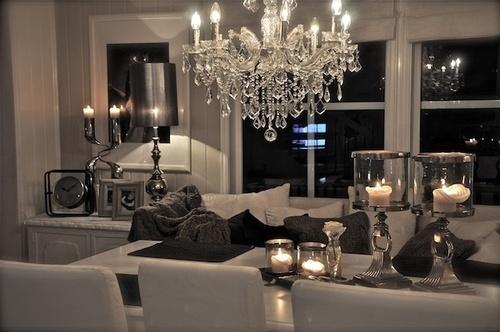 Illuminazione del soggiorno luciamo
