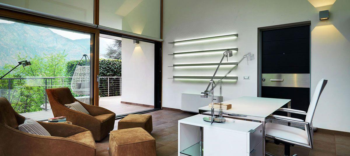 Come Scegliere L Illuminazione Per Uno Studio O Un Ufficio Luciamo