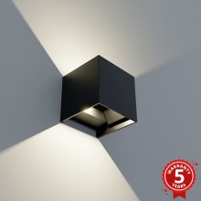 APLED - Applique a LED da esterno CUBE 2xLED/3W/230V IP65