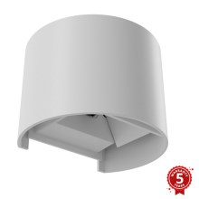 APLED - Applique a LED da esterno OVAL 2xLED/3W/230V IP65