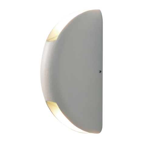 A Bianco Led Ip44 230v Led Da Applique 6w Esterno Wall BoeCdx