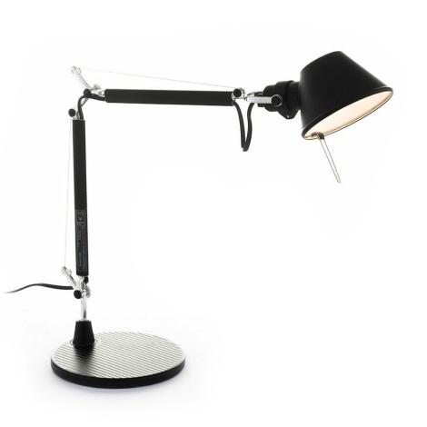 Artemide Ar A011830 Lampada Da Tavolo Tolomeo Micro 1xe14 60w 230v Luciamo