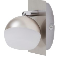 Briloner 2045-012 - Faretto LED da parete LED/3,7W/230V