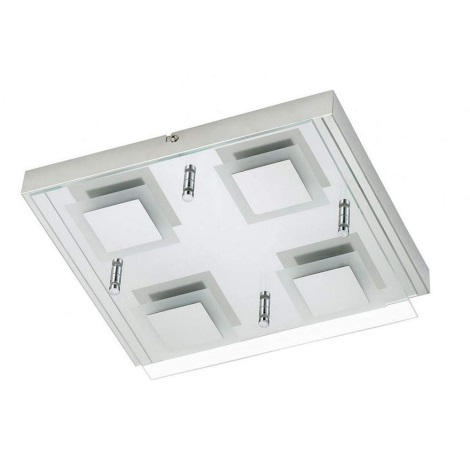 Briloner - 2213-048 - Plafoniera LED da bagno SPLASH 4xLED/4,5W/230V