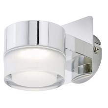 Briloner 2247-018 - Applique a LED da bagno SURF 1xLED/5W/230V IP44