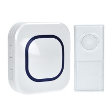 Campanello wireless con spina integrata 1L49 230V