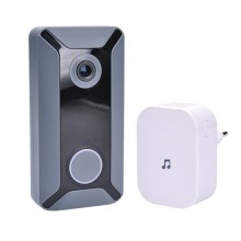 Campanello wireless con telecamera IP65