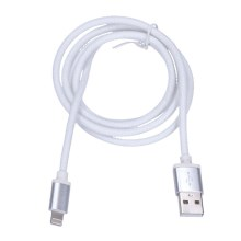 Cavo USB connettore 2.0 A  - connettore Lightning 1m