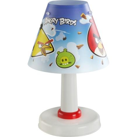 Da Bambini Birds E14 Dalber Tavolo 21881Lampada Angry Per 40w iwPOuXZkT
