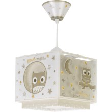 Dalber D-63392 - Lampadario per bambini GOOD NIGHT 1xE27/60W/230V