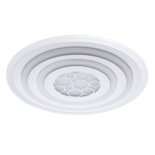 De Markt - Plafoniera LED dimmerabile PLATTING LED/6W/230V + telecomando