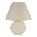 Eglo 23874 - Lampada da tavolo TINA 1xE14/40W/230V color crema