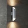 Eglo 54604 - Applique a LED da esterno AGOLADA 2xLED/3,7W/230V IP44