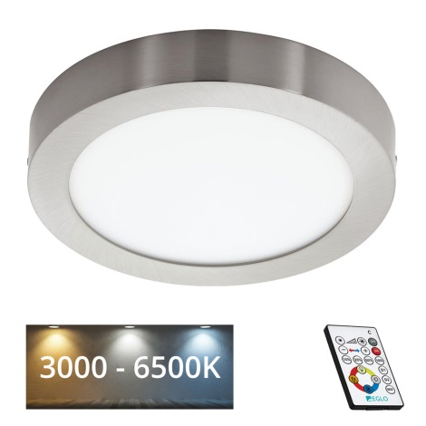 Eglo 78769 - Plafoniera LED dimmerabile TINUS 1xLED/21W/230V