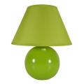 Eglo 80719 - Lampada da tavolo TINA 1xE14/40W/230V verde