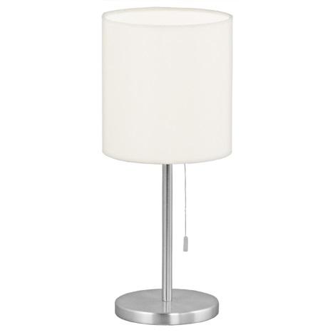 Eglo 82811 - Lampada da tavolo SENDO 1xE27/60W/230V