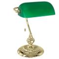 Eglo 90967 - BANKER Lampada da tavolo E27/60W/230V
