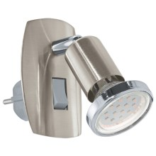 Eglo 92924 - Lampada LED con spina integrata MINI 4 1xGU10-LED/3W/230V