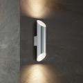 Eglo 94803 - Lampada LED da esterno AGOLADA 2xLED/3,7W/230V