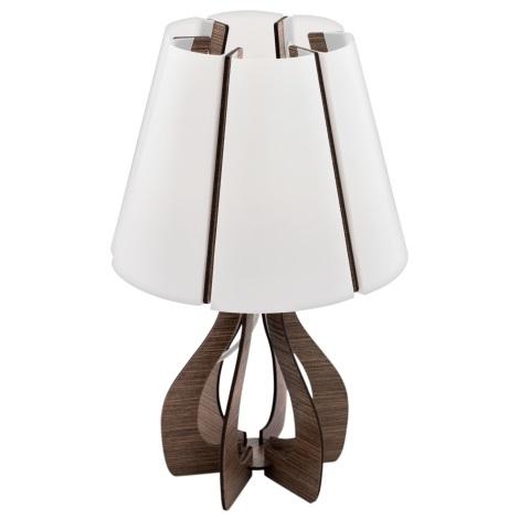 Eglo 95795 Lampada Da Tavolo Cossano 1xe14 40w 230v Luciamo