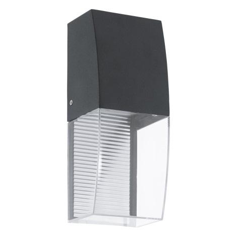 Eglo 95992 - Applique a LED da esterno SERVOI LED/3,7W