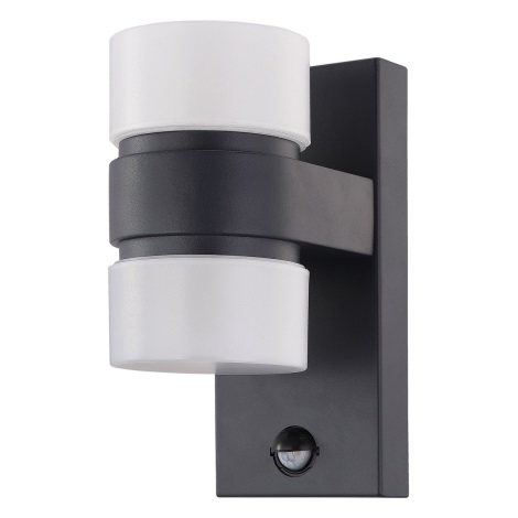 Sensore Da 6w A Con Atollari 2xled Eglo Esterno 96276Applique Led hdCxtrsQ