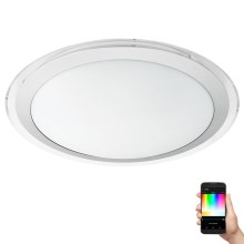 Eglo 96818 - Applique/Plafoniera LED dimmerabile COMPETA-C LED/17W/230V