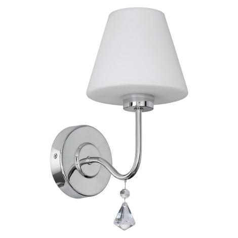 Eglo 97609 - Applique a LED da bagno LORETTO 1xG9/3W/230V