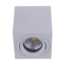Emithor 48608 - Luce Spot da soffitto SURFACE 1xGU10/50W/230V