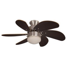 Fantasia 111573 - Ventilatore da soffitto ATLANTA 1xE14/60W/230V