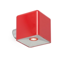 FARO 70654 - Applique a LED da esterno SQUARE 1xLED/3W/230V IP54