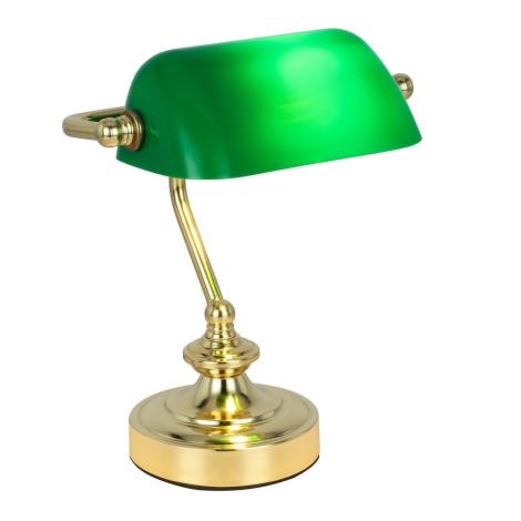 Globo 24917 Lampada Da Tavolo Antique 1xe14 25w 230v Luciamo