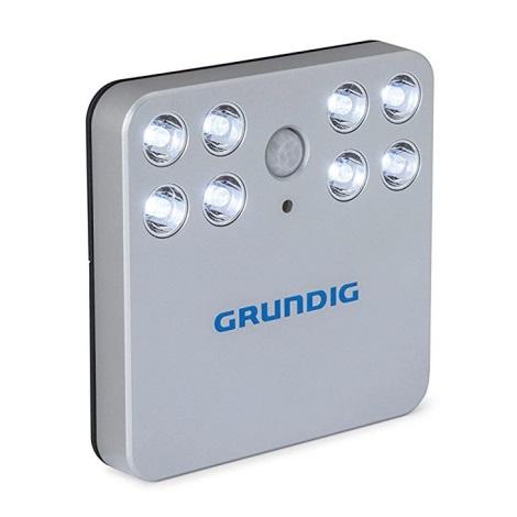 129Applique 6xaaa Con Grundig 8xled A Sensore Led SGzUMpqV