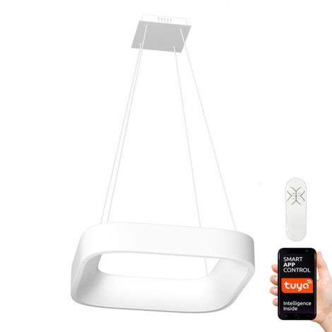 Immax NEO - Lampadario LED a sospensione con filo dimmerabile TOPAJA LED/47W/230V + T Tuya