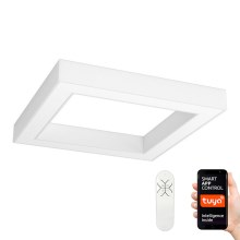 Immax NEO - Plafoniera LED dimmerabile CANTO LED/60W/230V 80x80 cm + T Tuya