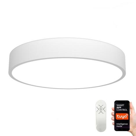 Immax NEO - Plafoniera LED dimmerabile RONDATE LED/65W/230V + T Tuya