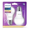 KIT 2x Lampadina LED Philips E27/13W/230V