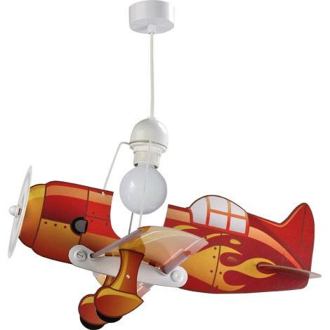 A Aeroplano E27 60w Lampada Sospensione 230v EI9YWDeH2b