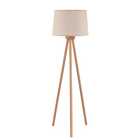 Lampada da terra ECHO1 1xE27/40W/230V beige