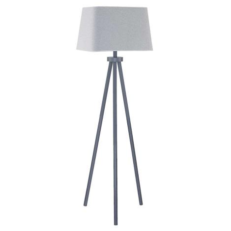 Lampada da terra ECHO1 1xE27/40W/230V grigio