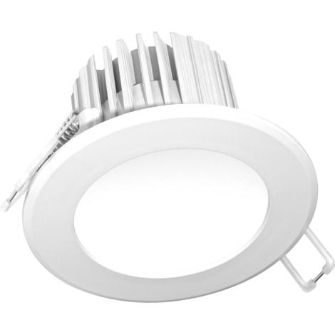 Lampada 7w Bianco Bagni Per Led Ip44 Da Incasso Led dtshQr
