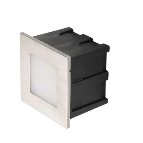 5w Caldo 1 Ip65 Ad Lampada Incasso Built Di Led Orientamento 1xled Bianco in 2DWEHI9Y