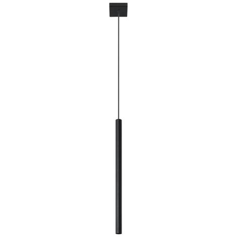 Lampadario a sospensione con filo PASTELO 1 1xG9/40W/230V nero