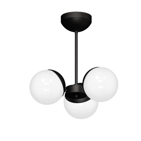 Sphere Lampadario Sospensione Supporto Rigido 3xe14 Con 40w A 230v KJcT1Fl3