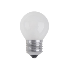 Lampadina industriale BALL FROSTED E27/60W/230V