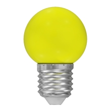 Lampadina LED COLOURMAX E27/1W/230V