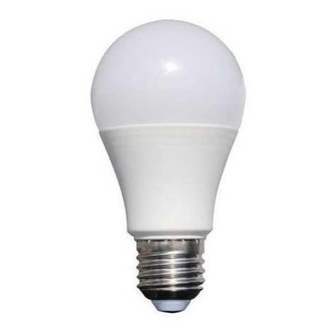 Lampadina Led Con Sensore Di Movimento Eco E27 9w 230v Luciamo