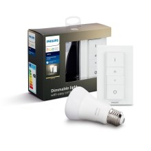 Lampadina LED dimmerabile HUE WHITE E27/9W/230V 2700K