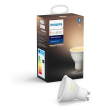 Lampadina LED dimmerabile Philips HUE WHITE AMBIANCE 1xGU10/5,5W/230V 2200-6500K
