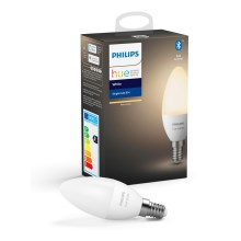 Lampadina LED dimmerabile Philips HUE WHITE E14/5,5W/230V